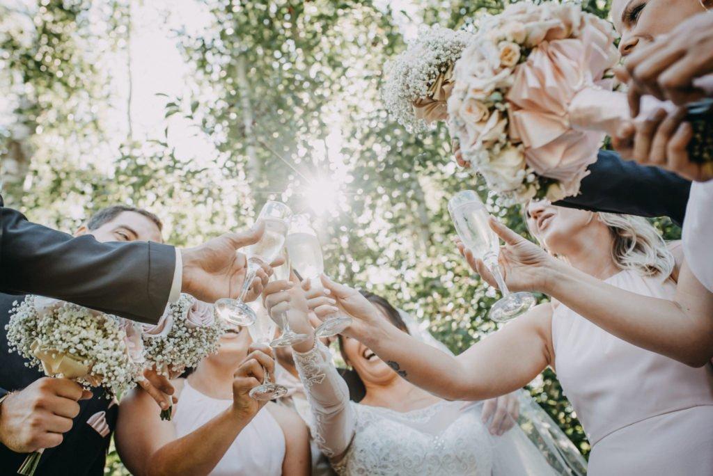 edmonton rivervalley wedding celebration