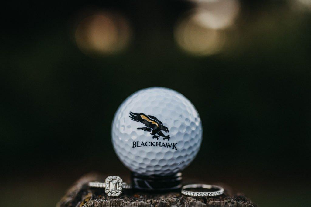blackhawk golf course wedding