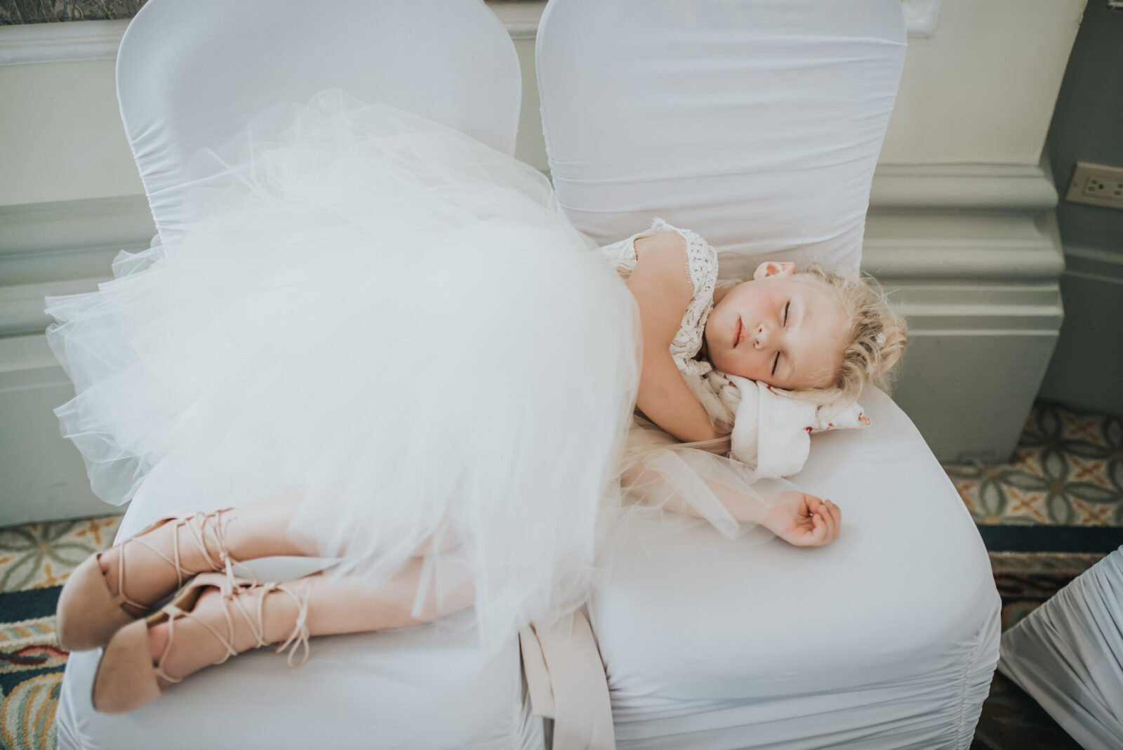 flower girl nap
