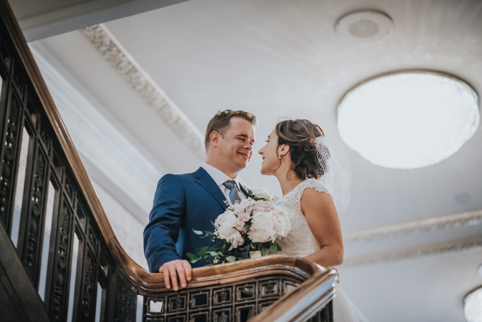 wedding photos hotel macdonald