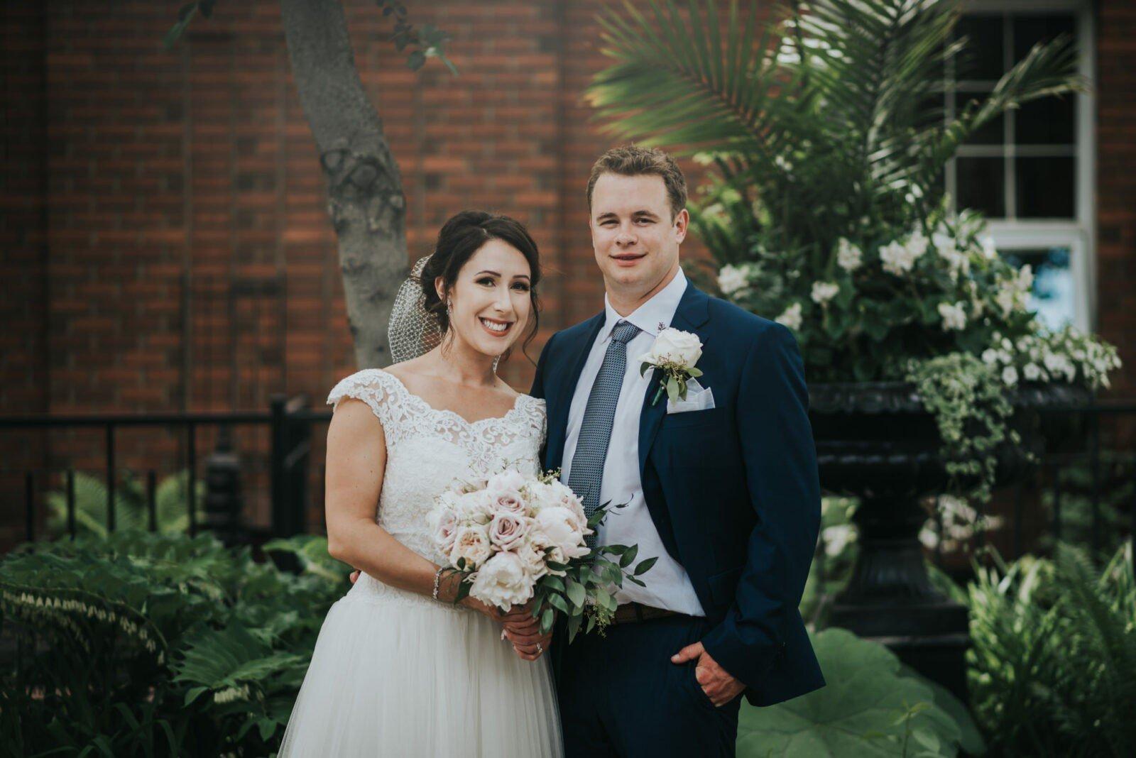 edmonton rivervalley wedding photos