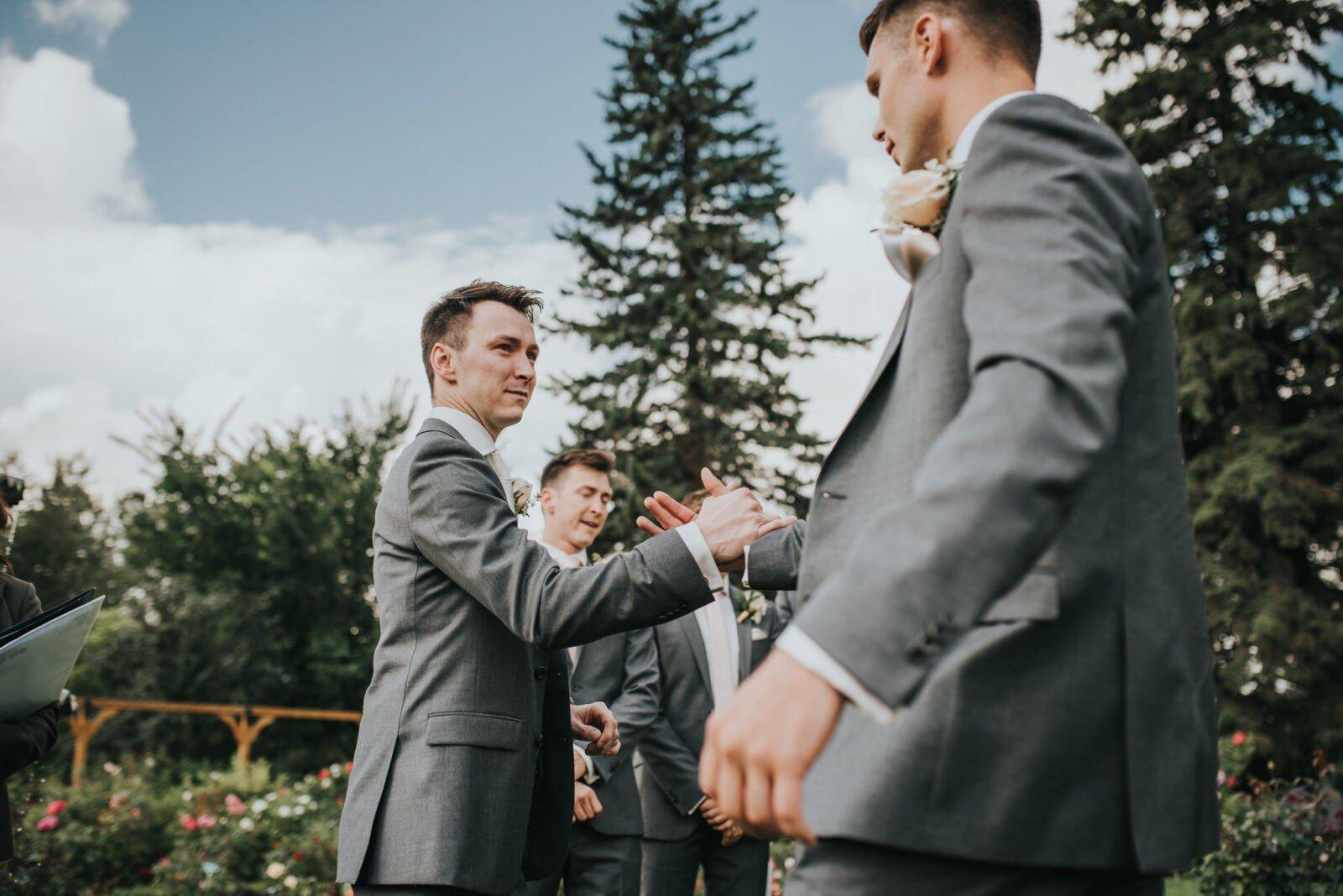 edmonton country club wedding